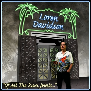 "Cover for ""Of All the Rum Joints..."" - new album"
